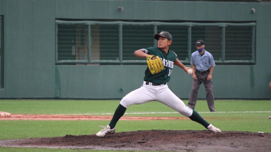 令和3年度関西六大学野球連盟 秋季リーグ戦開幕